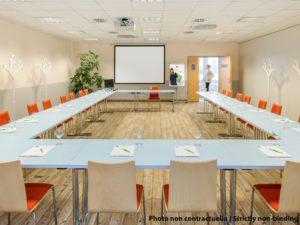 Salle de réunion Hôtel ibis Saint-Gratien